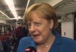 Merkel-Augenproblem